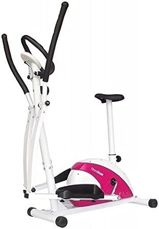 Bicicleta Elíptica-Dual, bici estática, bicicleta indoor, ideal ...