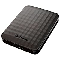 """Samsung HX-M201TCB/G M3 Disco duro esterno, 2.5"""", portatile, 2TB, USB 3"""