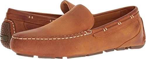 (Sperry Men's Gold Cup Harpswell Driver with ASV, Tan, 9.5 M US)