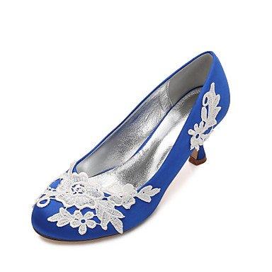 amp;Amp; Satin Dress Flat Heelivory Women'S 8 Summer UK7 Rhinestone Shoes 10 RTRY Bowknot CN42 US9 Wedding Party Comfort Blue 5 Evening Champagne Wedding Ruby 5 Spring EU41 wz4q6ZPIq