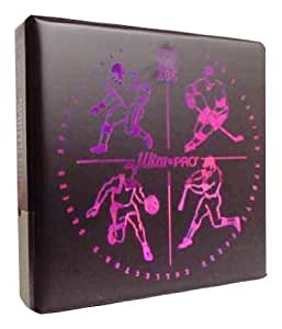 Ultra Pro 3-Ring (D-Ring Binder) Top Dog All Sports Album