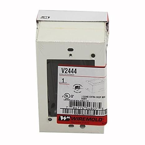 Berühmt Wiremold 2400 Serie Fotos - Elektrische ...