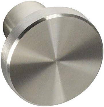 #8100 Ckp Brand 30Mm Knob, Stainless Steel - 10 Pack
