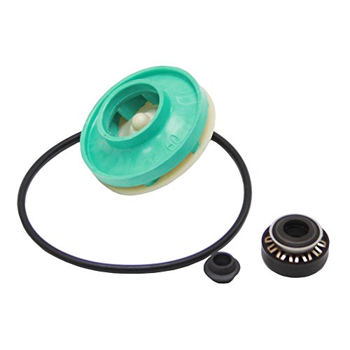 Bosch 167085 Dishwasher Pump Impeller Kit Genuine Original Equipment Manufacturer (OEM) ()