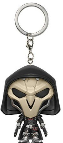 Funko Pop Keychain Overwatch Reaper Action Figure