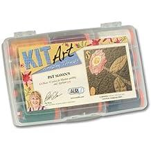Pat Sloan Basic Aurifil Thread Kit 12 Large Spools 50 Weight PSBC5012