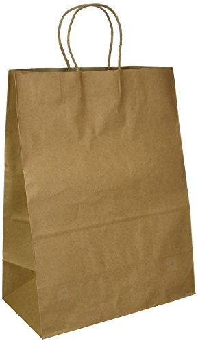 Halulu Brown Kraft Shopping Mechandise product image