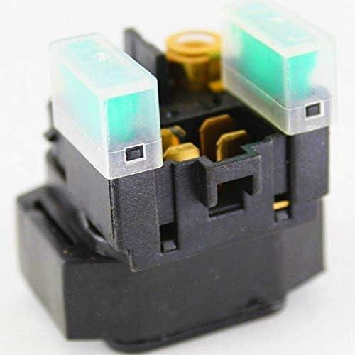 RETYLY Relais de Voiture Relais pour Commutateur de Puissance de la Batterie 2001-2005 Raptor 660 YFM660