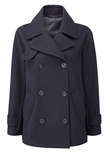 Pea Coat Womens Womens Navy Pea Womens Navy Pea Womens Coat Navy Coat yqqtBYAw