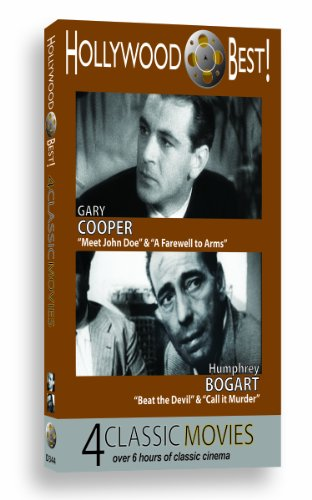 Hollywood Best With Gary Cooper & Humphrey Bogart