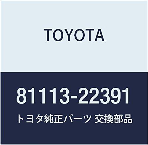 Toyota 81113-20840 Headlamp Mounting Ring