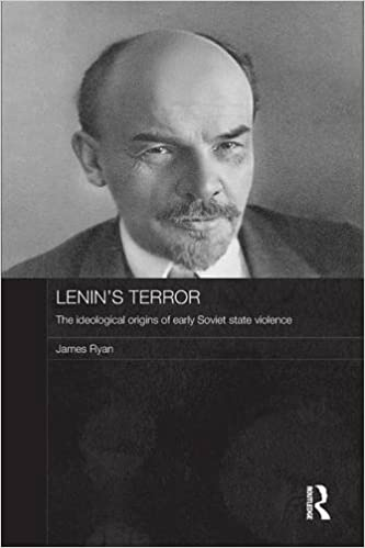 Lenin's Terror (Routledge Contemporary Russia and Eastern Europe)