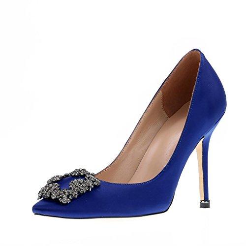 eks-womens-kricoa-satin-full-sole-high-heel-pumps-blue-12-m-us