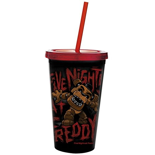 Funko Five Nights At Freddy's Freddy Fazbear Acrylic Cup Action Figure
