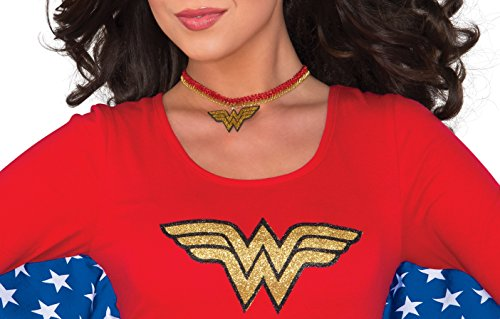 Rubies Womens Comics Wonder Choker