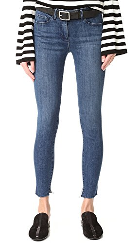 Vent Cropped Pant - 9