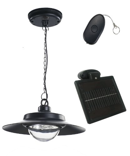 Nature Power 21030 Hanging Solar Powered Led Shed Light - 1