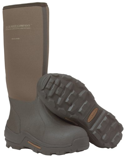Men's Muck Boot Company Waterproof Wetland Rubber Hunting Bo