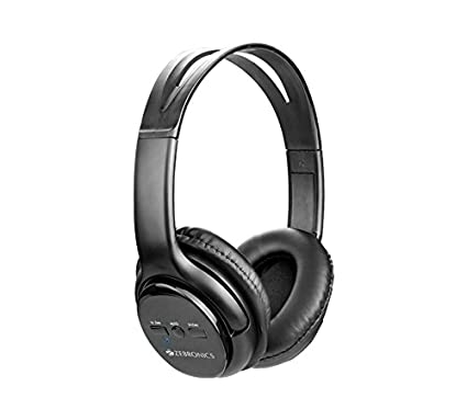 cbfbefffefd Zebronics Zeb-Aura Bluetooth Headphone with Media: Amazon.in: Electronics