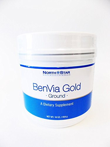 BenVia Gold Ground - Contains Some Of Nature's Most Powerful Antioxidants,16 oz. - Benvia Gold