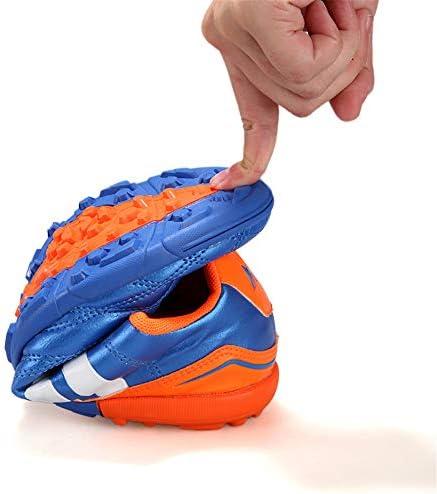 メンズサッカーシューズハードカウントTFサッカーブーツアダルトボーイキッズトレーナースポーツスニーカーシューズサッカークリートシューズ