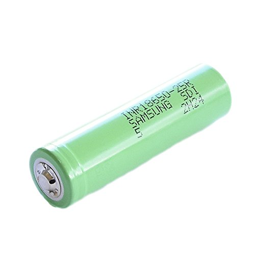 Samsung 25R 2500mah 18650 Li-ion Rechargeable LED Flashlight Torch Battery...