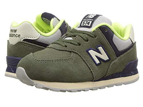種類わずかな通行人[new balance(ニューバランス)] メンズランニングシューズ?スニーカー?靴 IC574v1 (Infant/Toddler)