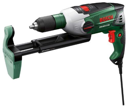 Bosch 0.603.173.001 PSB 850-2 RA-Taladro percutor (8 velocidades, 850 W), 14.4 W, 230 V Robert Bosch España 0603173001