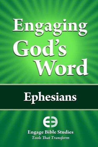 Download Engaging God's Word: Ephesians PDF