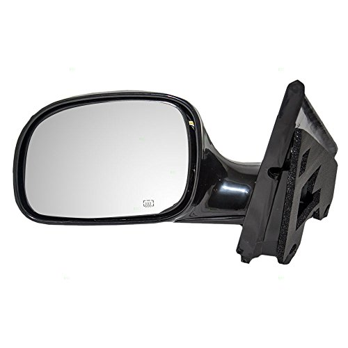 Drivers Power Side View Mirror Heated Replacement for Caravan Grand Caravan Town & Country Voyager Grand Voyager 4675571AB for cheap