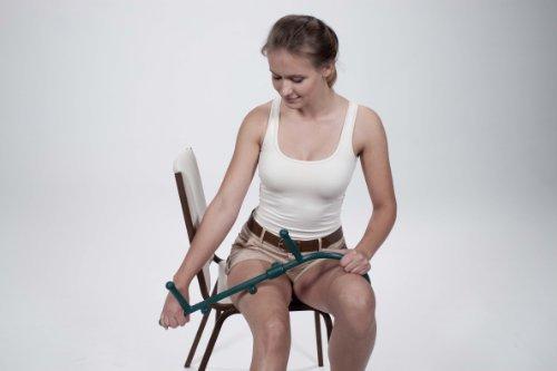 Thera Cane Massager: Green