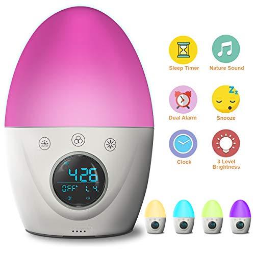 FiveHome Kids Alarm Clock
