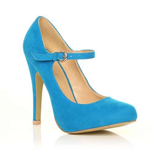 Turquoise Collection Mary Donna Jane Core Basse Mischa Suede nCSWgwB1qw
