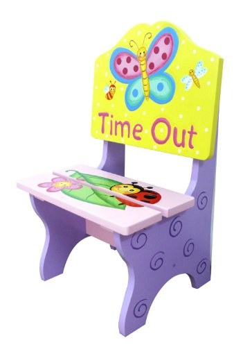 (MAGIC GARDEN TIME OUT CHAIR KIDS)