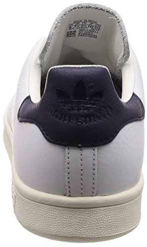 Adidas Bianco ftwbla 000 ftwbla top Unisex Stan Smith Scarpe Low tinnob Adulto OqUwrOFp
