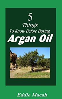 Things Know Before Buying Argan ebook product image