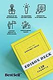 Idea Generation Edison Deck by BestSelf