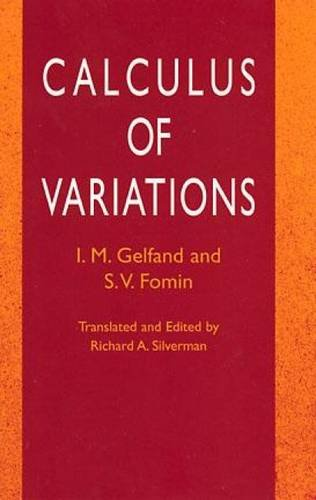 Calculus of Variations (Dover Books on Mathematics) (Advanced Calculus I compare prices)