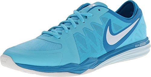 - Nike Women's Dual Fusion Tr 3 Clrwtr/White/Lt Bl Lcqr/Ic Cb