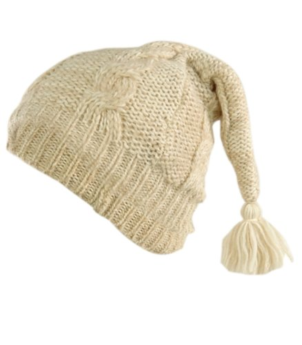 American Rag Soft Knit Tonal Marled Ivory Jester Cable ()