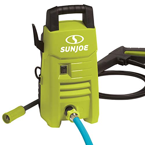 Snow Joe SPX200E Electric Pressure Washer, Green