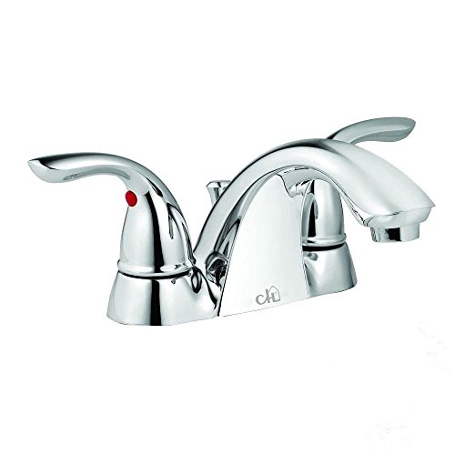 Centerset Bathroom Faucet Double Handle