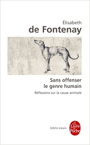 Livre Sans offenser le genre humain pdf
