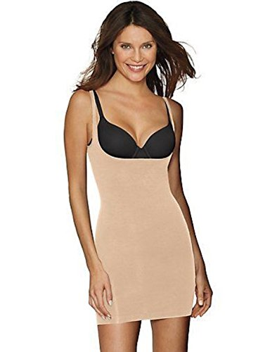 Torset Firm Control (Hanes Shaping Torset Slip (Medium, Nude))