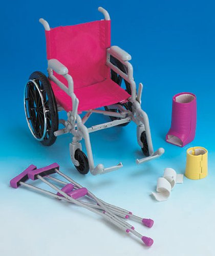 american doll wheel chair - 8