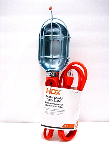 cent Metal Shield Utility Light NEW /&supplier-desteny64 ()