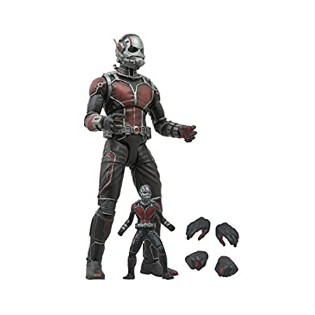 Diamond Toys Of Marvel Ant-Man