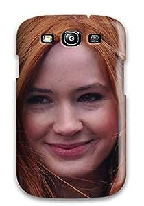 Galaxy S3 RMT-89fgJmRcQt Karen Gillan Tpu Silicone Gel Case Cover. Fits Galaxy S3