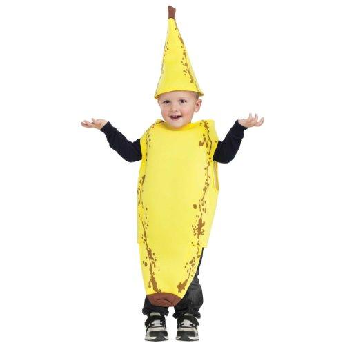 Lil Banana Toddler Costume - 3T-4T -