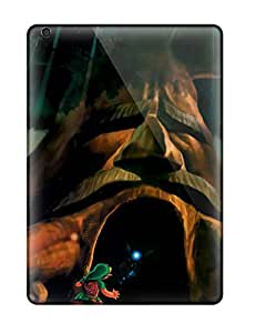 Snap-on The Legend Of Zelda Case Cover Skin Compatible With Ipad Air